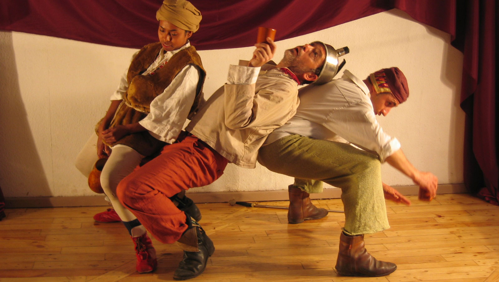 Don Quijote en furia / Don Quixote in Rage